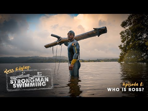 Who is Ross? |Strongman Swimming E1