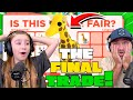 THE FINAL TRADE!! Can Mikedrop Complete His Roblox Adopt Me Inventory?!