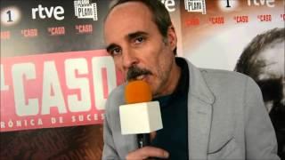 Fernando Guillén habla sobre la serie 'El Caso. Crónica de sucesos'