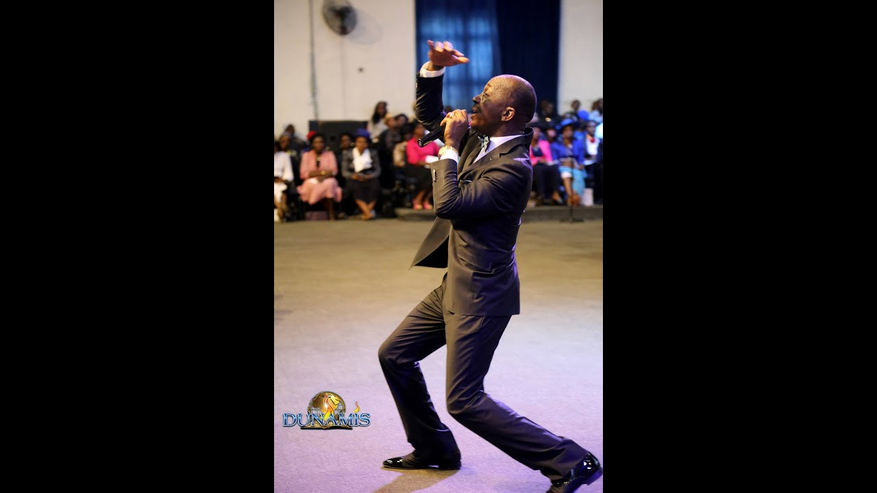 Dr Paul Enenche-Tongues Of Fire (Power Moves) MUST WATCH