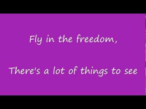 Tabitha Fair - Fly in the Freedom (with lyrics)