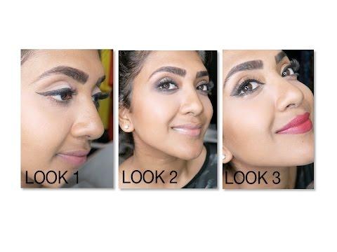 Eye Make Up Tutorial by Vithya | Tamil hair and make up artist