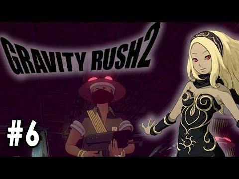 Gravity Rush 2 - PT Part 6 - Underground
