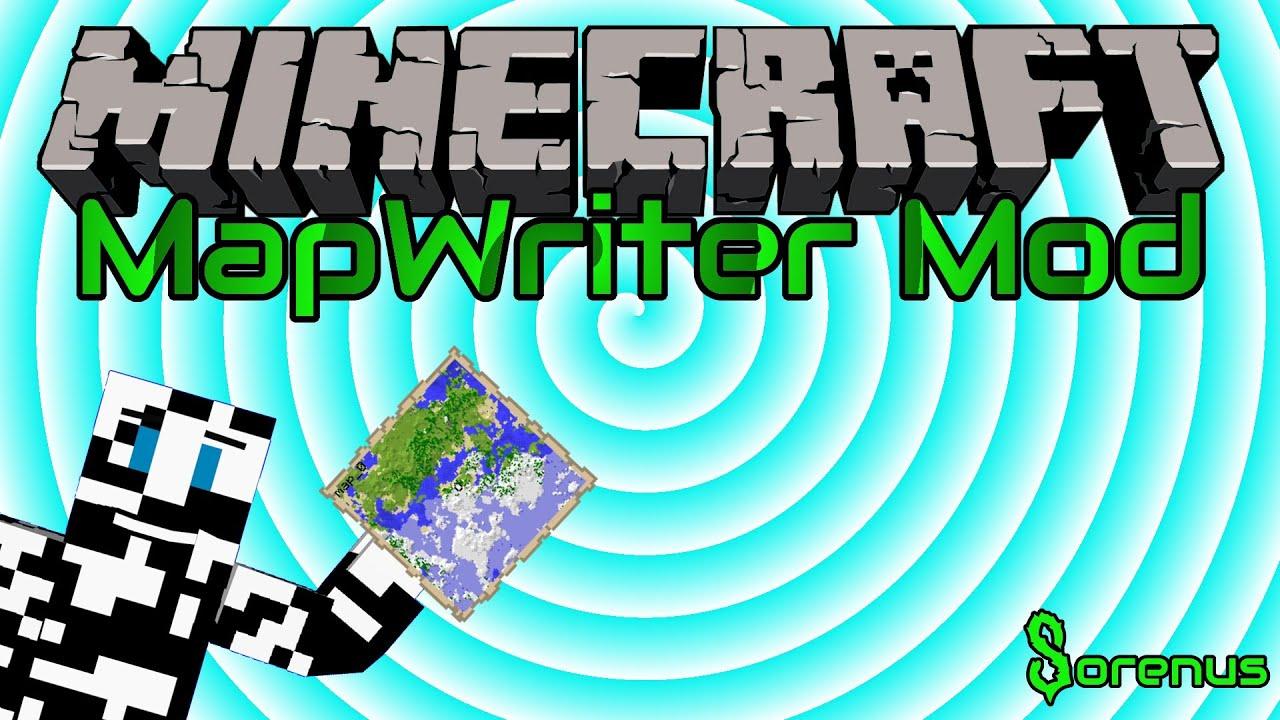 minecraft mapwriter 1.7.10