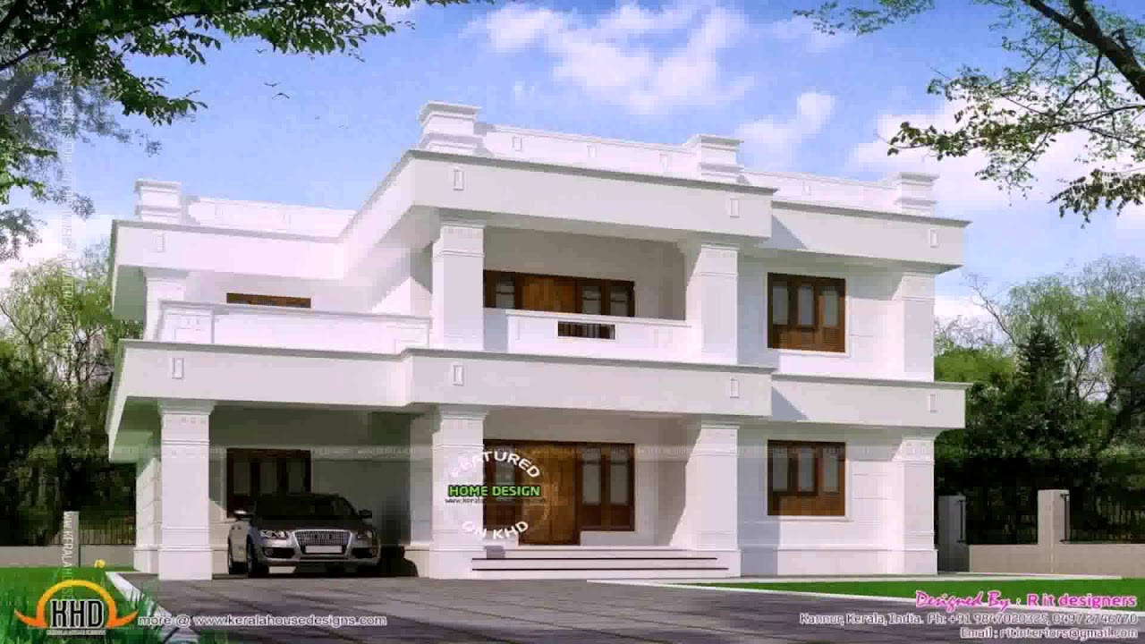Front Railing Design Of House Youtube