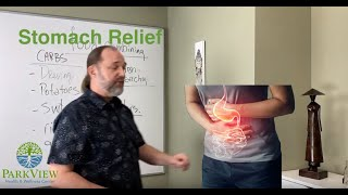 End stomach pain with this simple technique