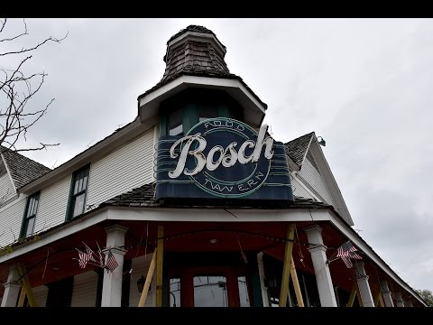 Bosch Tavern Tug | 150 Ton Building | High Definition