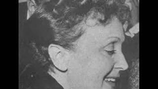 Edith Piaf L