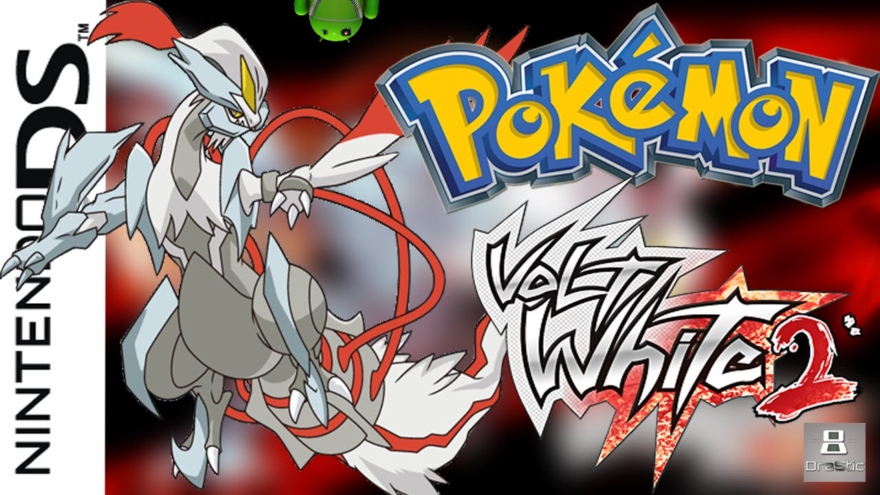 Pokemon volt white 2 pokedex