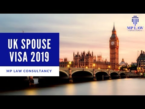 How To Apply To UK SPOUSE VISA 2019