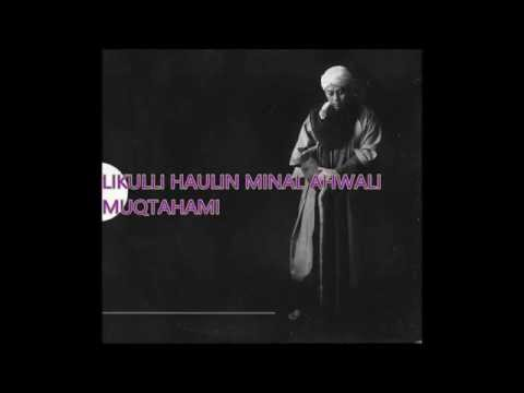 Opick - Ya Rabbibil Musthofa (Lyric Video) HD