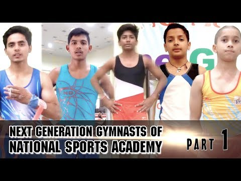 NEXT-GEN Gymnasts Of National Sports Academy | Part 1