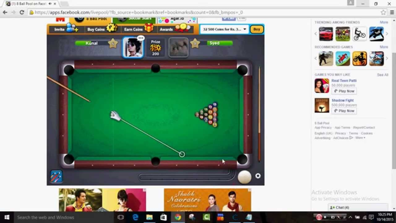 8 ball pool Anti ban all room guideline hack October 2015 ...