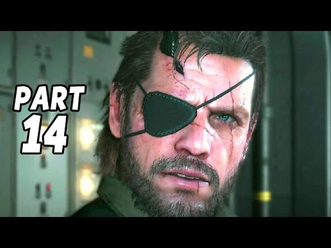Let's Play Metal Gear Solid 5 Phantom Pain Gameplay German Deutsch #14 - Die 3 Kommandanten