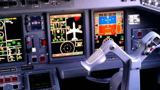 Embraer E190 Cockpit (flightdeck)
