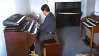 Vereda tropical  el organo que canta y habla Igor Stepanenko