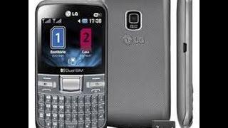 como trocar lcd celular lg C-199