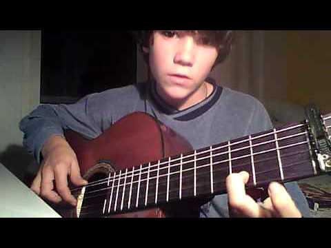 Como tocar Introducing Me guitarra Parte1
