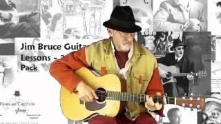 Jim Bruce Blues Guitar - Ton Of Blues