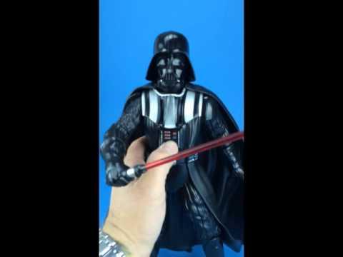 Star Wars Darth Vader Talking Action Figure 14 1//2 Inch