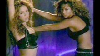 Beyonce and Shakira-Beautiful Liar