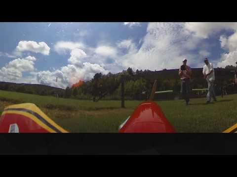 Pulse 60 Flight 1 Clip 3 - 360 Video