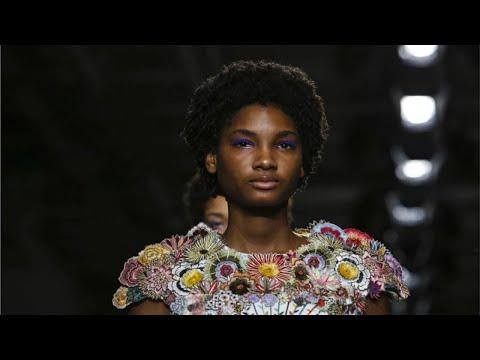 Rahul Mishra | Spring/Summer 2018 | Paris Fashion Week
