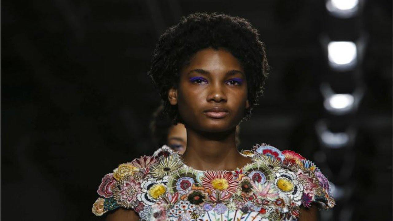 Rahul Mishra | Primavera/Verano 2018 | Paris Fashion Week