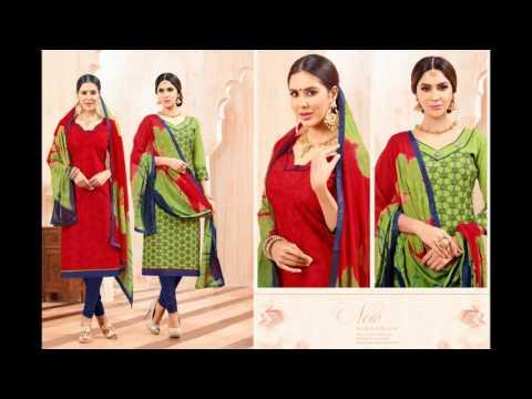 Two Top Dress Material Shopping Online  || Surat Textile Bazaar