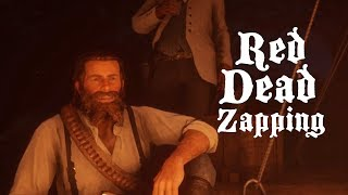 Gambar cover Red Dead Zapping!! - Red Dead Redemption 2 compilation #1