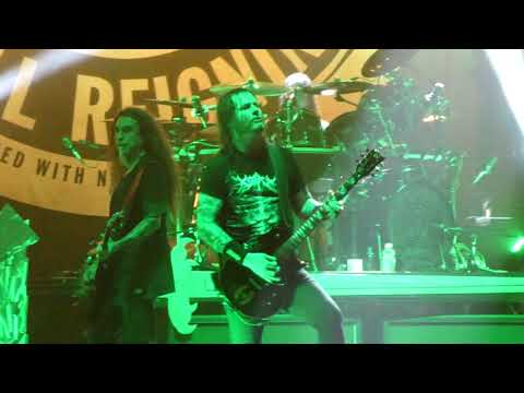 """Angel of Death (Crazy Mosh Pit)"" Slayer@Montage Mounatin, Scranton, PA 7/31/18"
