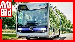 Zukunftsvision: Mercedes-Benz Future Bus / Nächste Haltestelle: Zukunft!