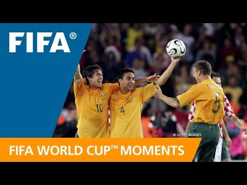 World Cup Moments: Harry Kewell