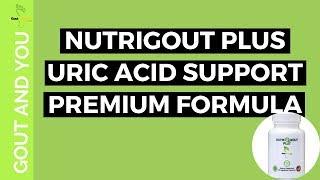 NUTRIGOUT PLUS URIC ACID SUPPORT PREMIUM FORMULA