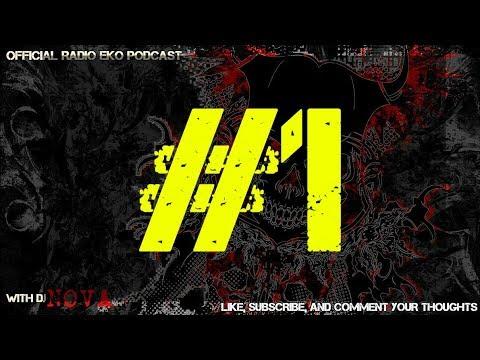 Radio EKO Podcast w/ DJ NOVA #1 (Rock, Metal, etc...)