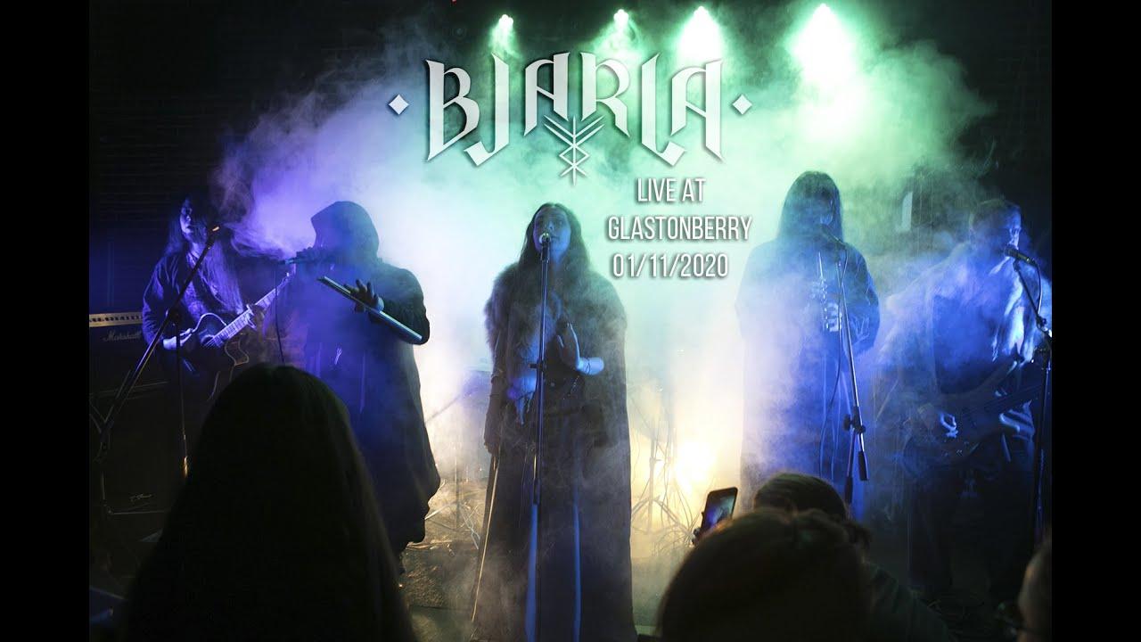 Bjarla live at Samhain 2020 festival