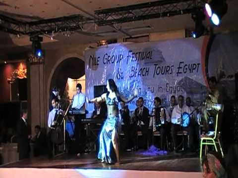 SHABA- Hungary (Ya Msafir Wahdak) Nile Group 2009 Cairo, Egypt