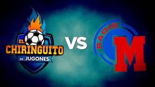 El Chiringuito VS. Radio Marca ESTE MARTES a las 14 en Youtube Chiringuito Inside