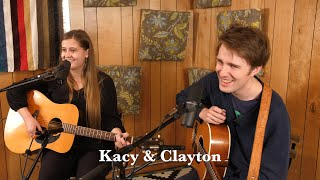Kacy & Clayton - Canadian Checkpoint (Full interview)