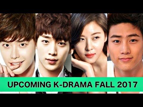 12 New Upcoming Korean Drama FALL 2017, AUG & SEPT