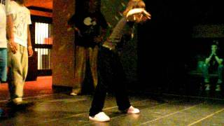 2011.7.29. freestyle dance battle fresh vol.11 winner:カスタムロボ...