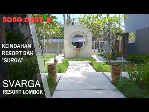 Svarga Resort Lombok - Mewah + banyak spot cantiknya!