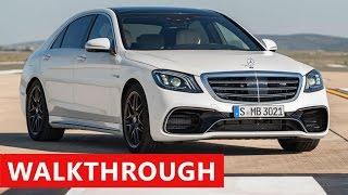 2018 Mercedes-Benz S-Class Test Drive - Full Walkthrough