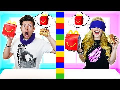 PRESTON vs BRIANNA Twin Telepathy BOY vs GIRL Challenge!