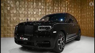Rolls Royce Cullinan 2020 رولز رويس كولينان 2020 افخم سيارة في العالم