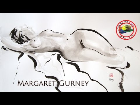 Fine art tips on How to Paint Watercolour Seascapes with Margaret Gurney on Colour In Your Life