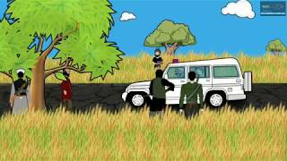 Pathankot attack  Animation video || pulwama Animation video  j &k Cctv Video