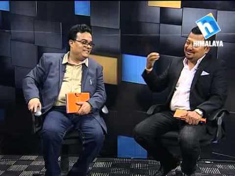 Himalaya Kurakani with Ujaya Shakya and Prof. Ujjwal Kumar Chowdhury