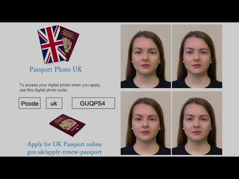 Passport Photo UK