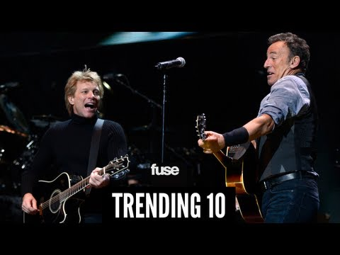 "Twitter Reacts to ""12-12-12"" The Concert for Sandy Relief - Trending 10 (12/13/12)"